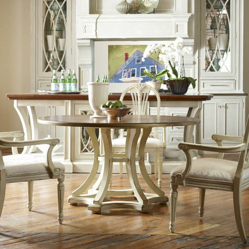 "Habersham Delray 60"" Round Table"