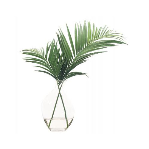 NDI  Palm Leaves, Odd Glass Bubble