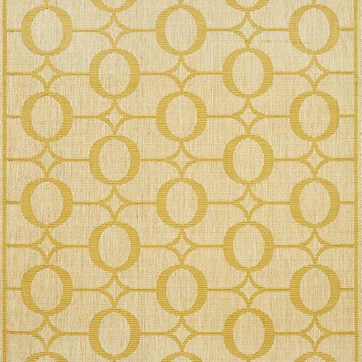 Trans Ocean Terrace Collection Arabesque Yellow