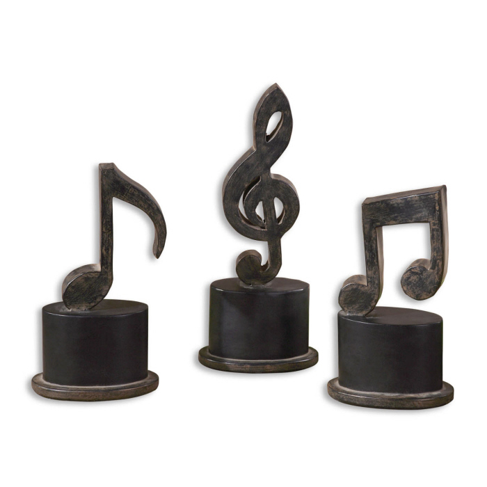 Uttermost Music Notes, S/3