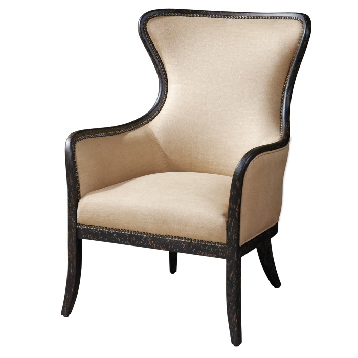 Uttermost Zander, Wing Chair