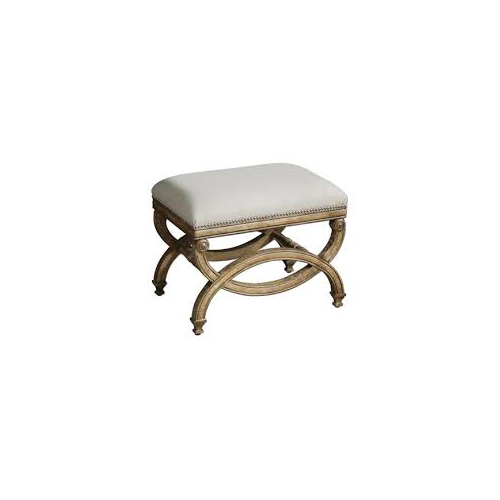 Uttermost Karline, Small Bench