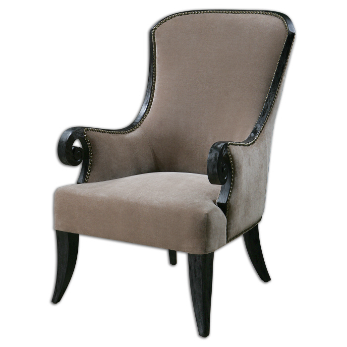 Uttermost Kandy, ArmChair