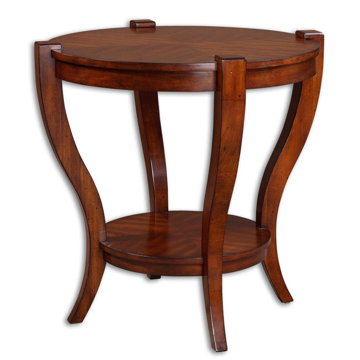 Uttermost Bergman, End Table