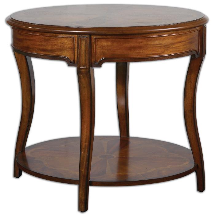 Uttermost Corianne, Lamp Table