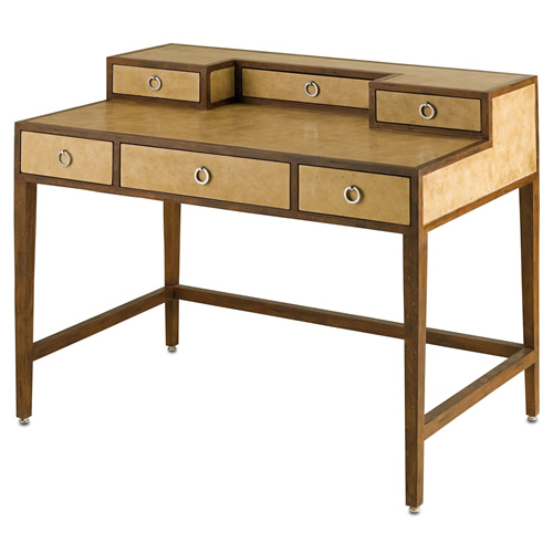 Currey & Company Malthus Writing Desk