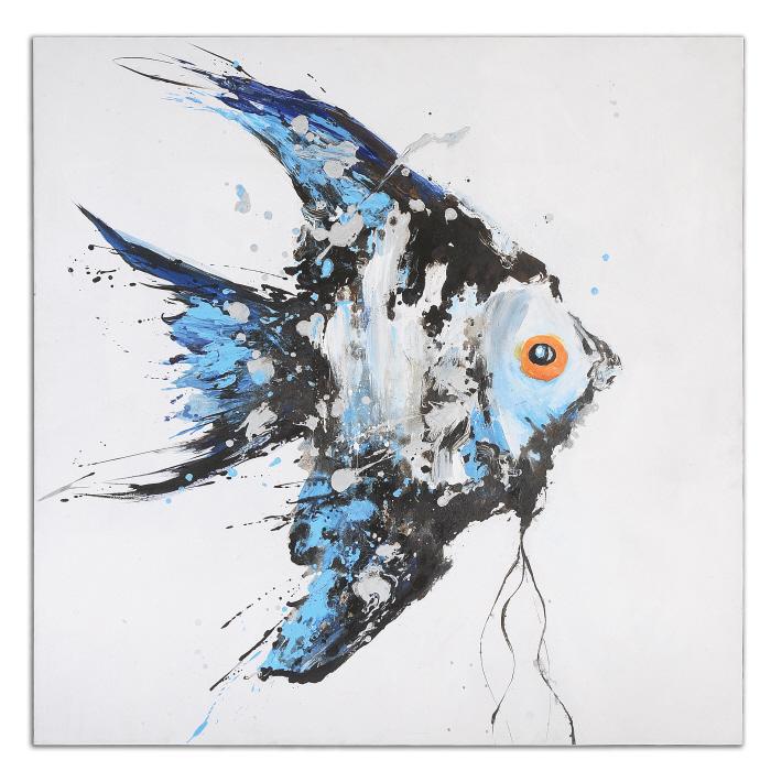 Uttermost Blue Angel