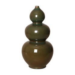 Emissary Triple Gourd Vase.