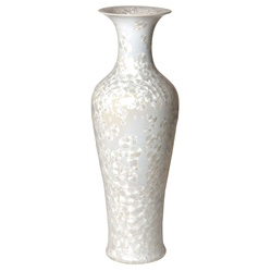Emissary  Tall Fishtail Vase