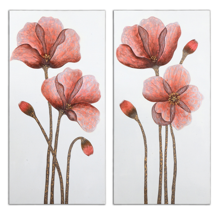 Uttermost Floral Aura, S/2