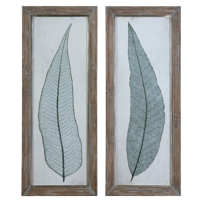 Uttermost Tall Leaves, S/2