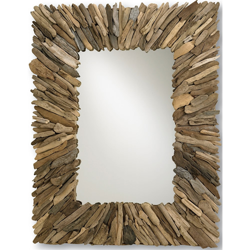 Currey & Company Beachhead Wall Mirror