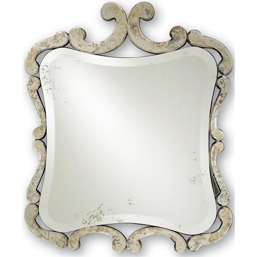 Currey & Company Sazerac Wall Mirror