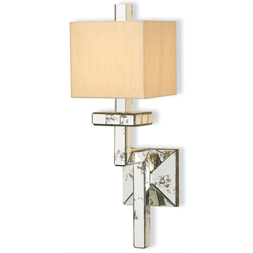 Currey & Company Eclipse Wall Sconce