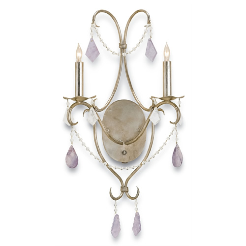 Currey & Company Perrine Wall Sconce