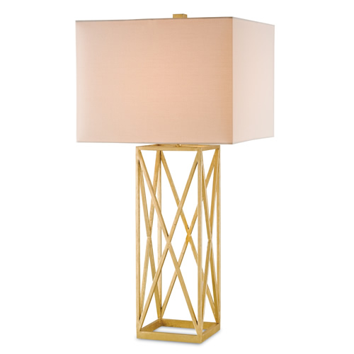 Currey & Company Clemente Table Lamp