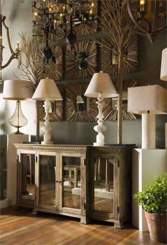 Currey & Company Farrington Table Lamp