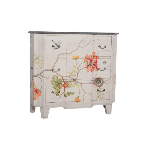 Guildmaster DEVON CHEST - Floral