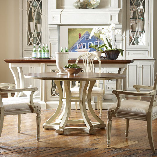"Habersham Delray 54"" Round Table"