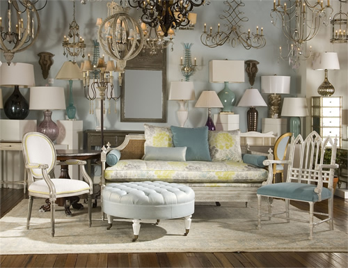Currey & Company Luxembourg Custom Upholstery Daybed