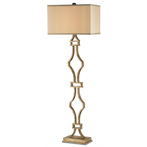 Currey & Company Eternity Floor Lamp