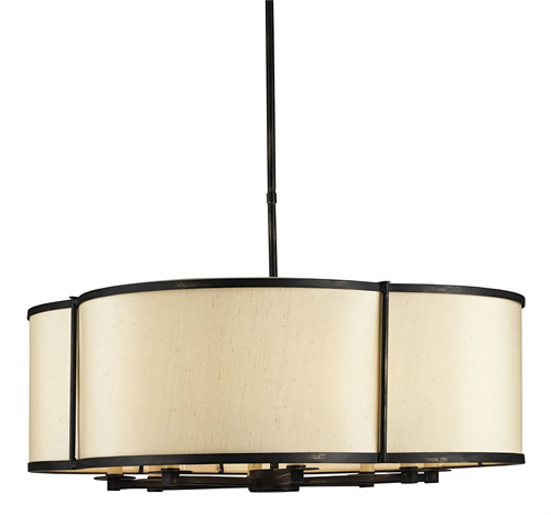 Currey & Company Linley Pendant Light