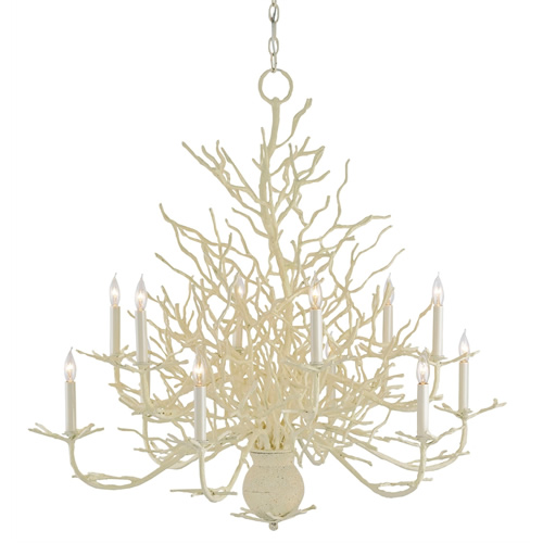 Currey & Company Seaward Chandelier - Large