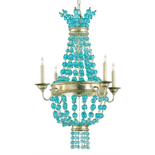 Currey & Company Serena Chandelier - Small