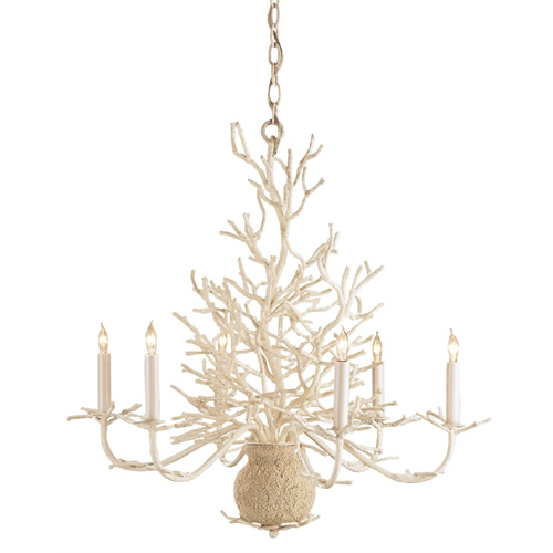Currey & Company Seaward Chandelier - Small