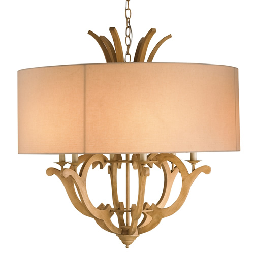 Currey & Company Wellington Chandelier