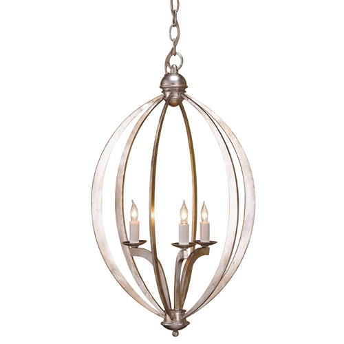 Currey & Company Bella Luna Chandelier - Small