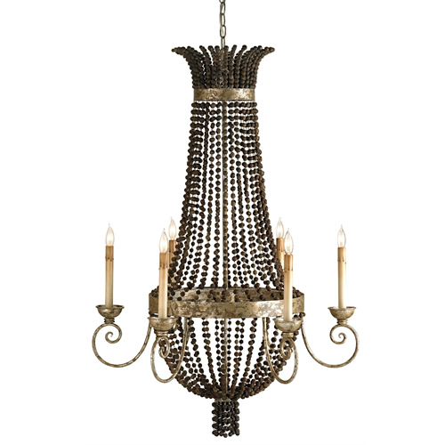 Currey & Company Destination Chandelier