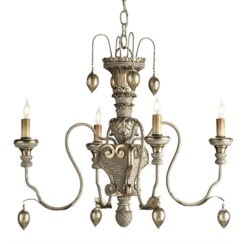 Currey & Company Moyanne Chandelier