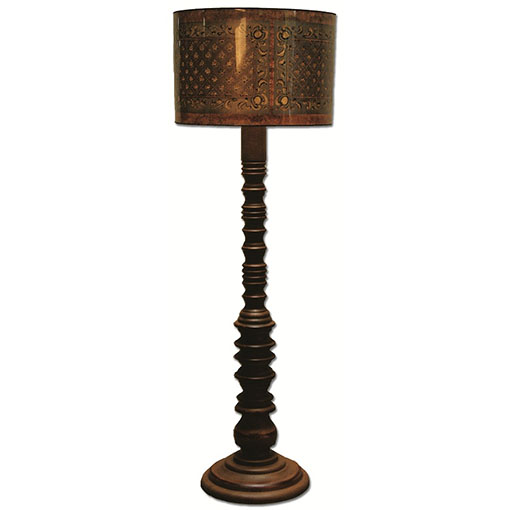 Peninsula Floor Lamp Caledonia