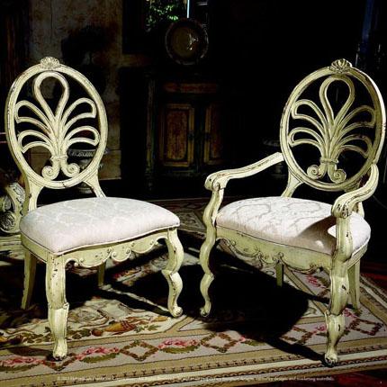 Habersham Adelaide Arm Chair