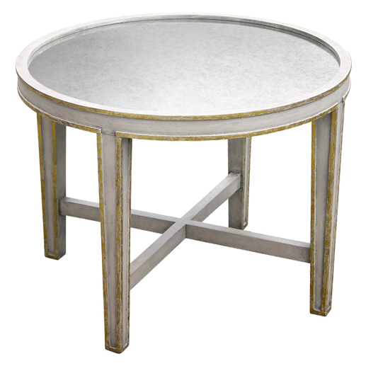 Oly Studio Christine Round Side Table Low