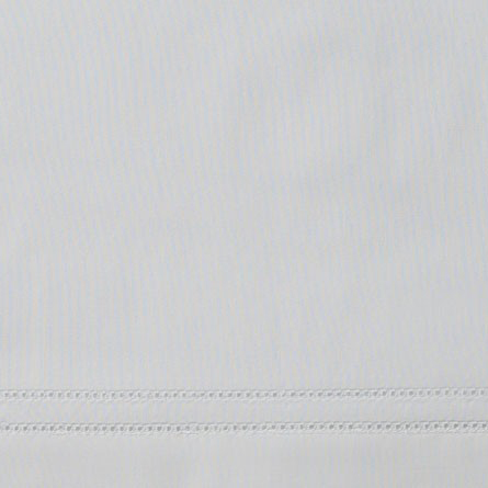 Peacock Alley Lyric Fitted Sheet King/White