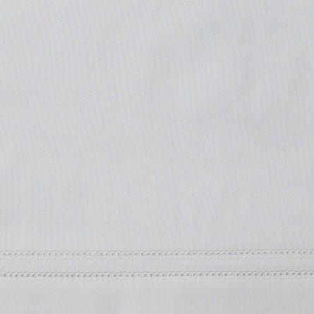Peacock Alley Lyric Flat Sheet White