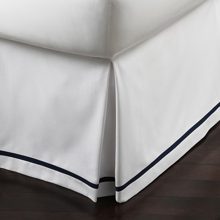 Peacock Alley Pique Tailored Bedskirt