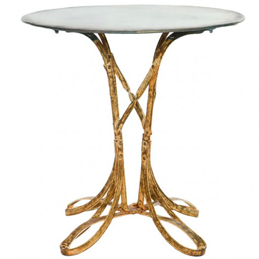 Aidan Gray Ribbon Table (Small)