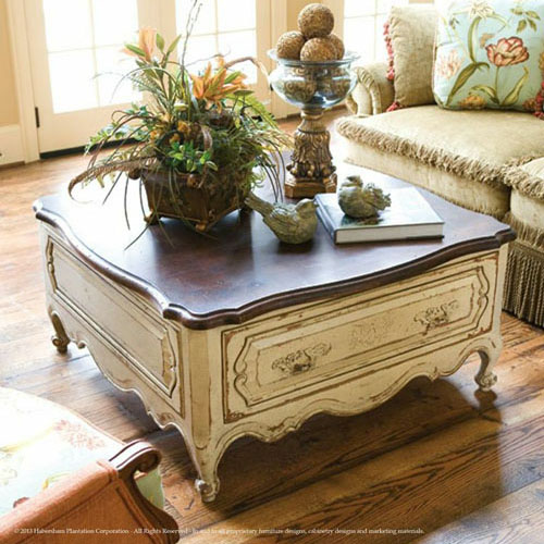 Habersham French Coffee Table