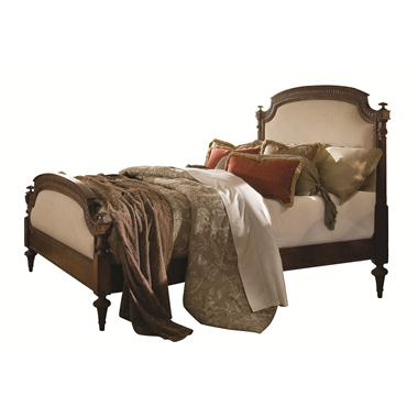 Highland House Queen Upholstered Bed
