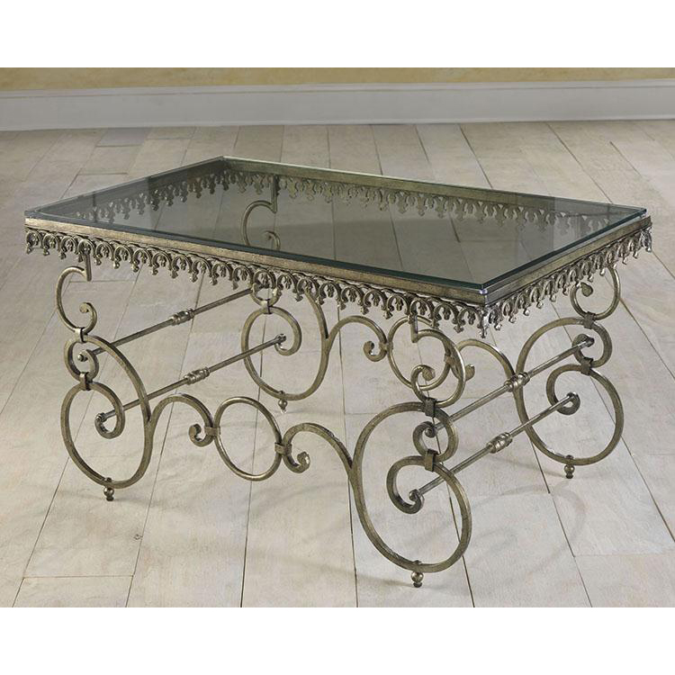 Highland House Sorgues Metal Cocktail Table