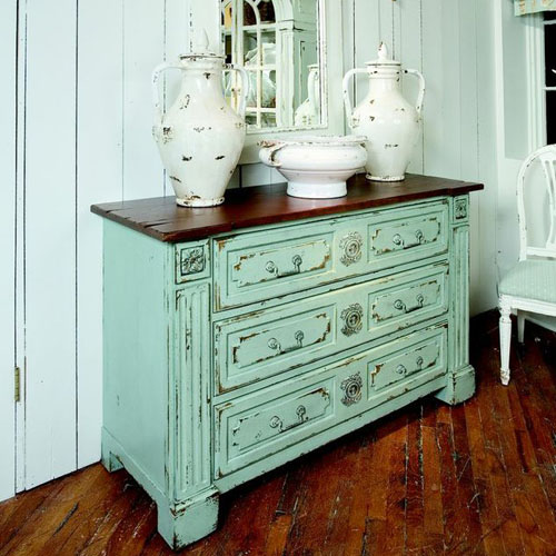 Hawthorne Three Drawer Chest