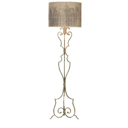 Aidan Gray Savona Floor Lamp