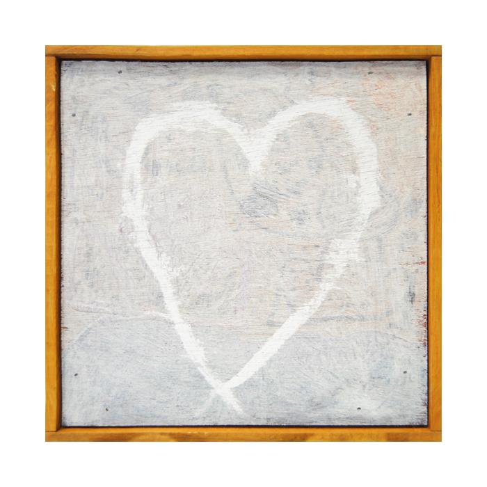 Sugarboo White Heart
