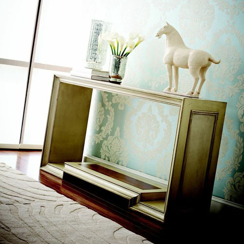 Habersham Moderne Console Table