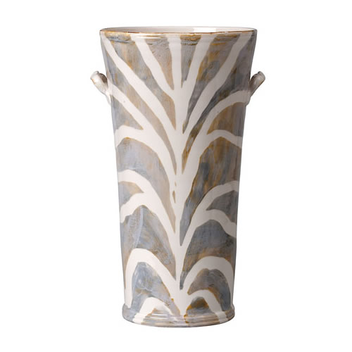 Vietri Safari Tall Vase