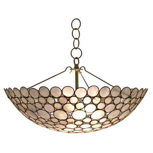 Oly Studio Serena Bowl Chandelier