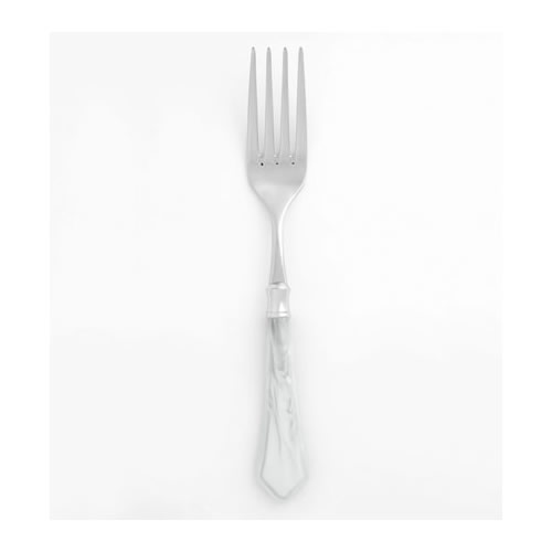 Vietri Verona White Serving Fork